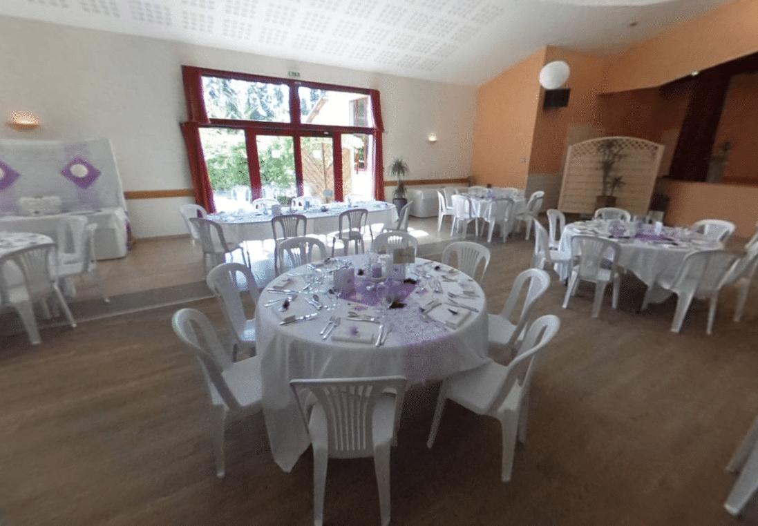 La salle de mariage de la Bretonnière